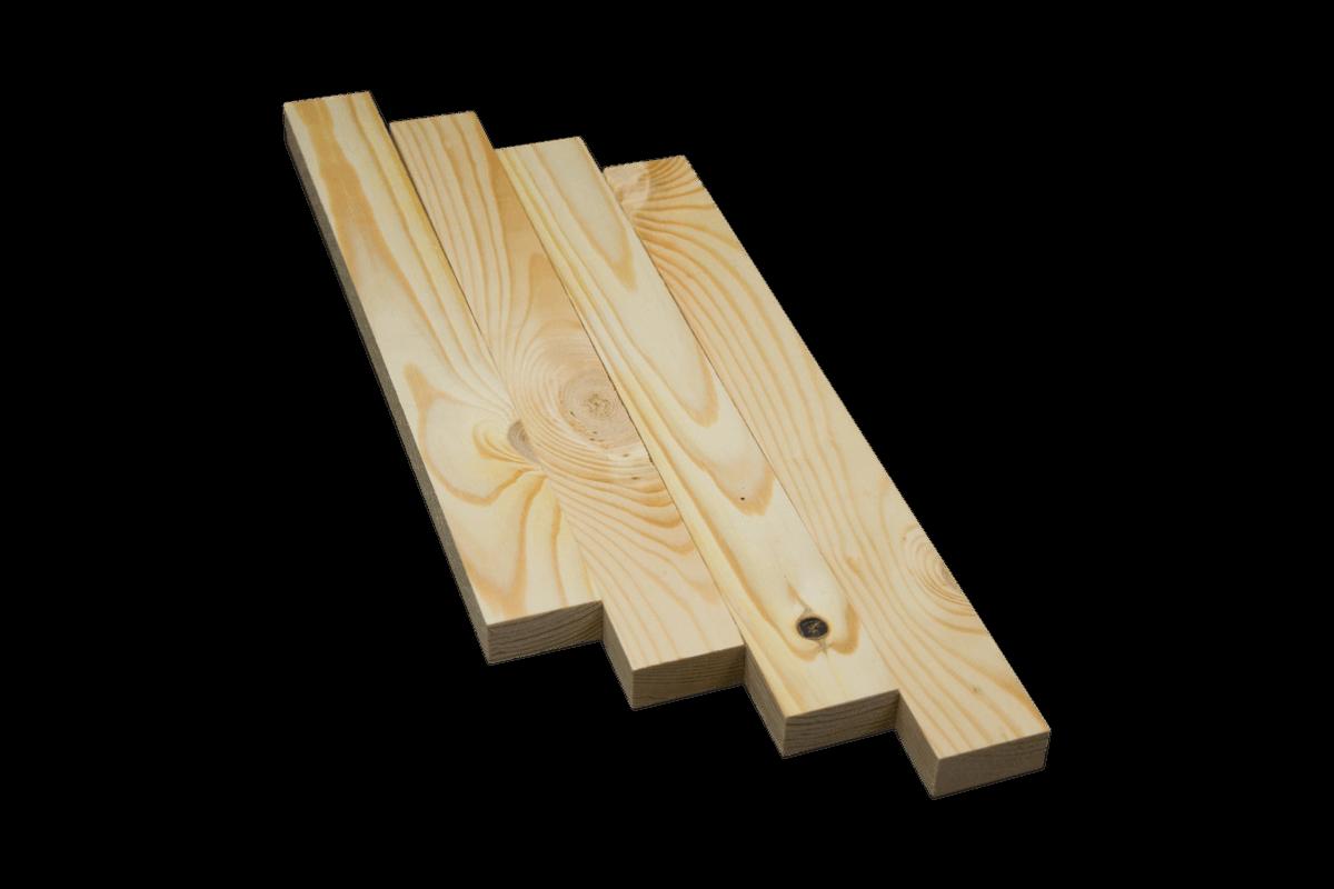 22×45 S4S – Pine